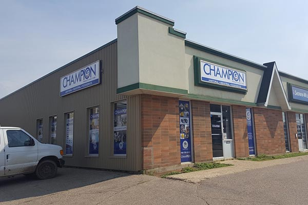 Champion Products Fort-McMurray