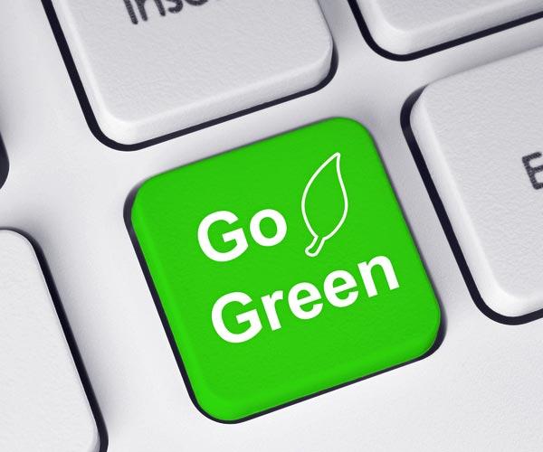 Go Green Go Paperless