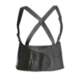 Forcefield Back Support Belt S Knit Elastic Construction - 001BD291X