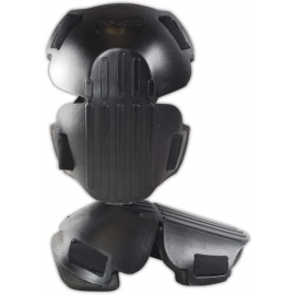 Impact Knee Pad with Hard Shell with 2 Straps - 001FF825