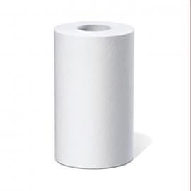 Metro White Roll Towels 205ft/rl - 01501 - 24rls/cs