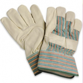 Honeywell Grain Leather Cowhide Fitters Glove - 01502530R