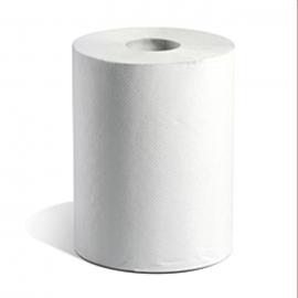 White Swan White Roll Towels 500ft/rl - 01600 - 12rls/cs