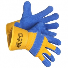 Forcefield Yukon Eric Split Leather Fitters Glove Pile Lined - 0182675BP