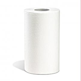 White Swan 1 ply Towels 205ft/rl - 01930 - 24rls/cs