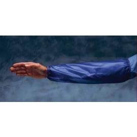 "Ansell Blue PVC Sleeves 18"" - 021PS18BU"