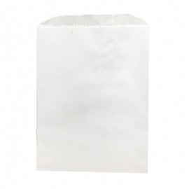 "White Paper Notion Bags 12"" X 15"" - 025494 - 1000/bn"