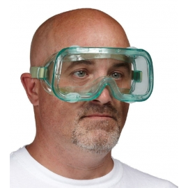 Forcefield Crown Royal Pvc Safety Goggle Anti-Fog - 026-00720