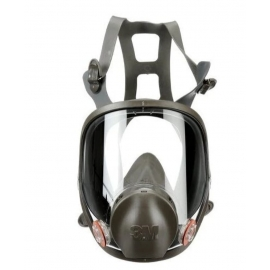 3M Full Face Respirator Mask L - 027-6900