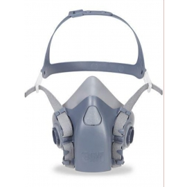 3M Ultimate Half Mask Respirator M Reusable - 027-7502