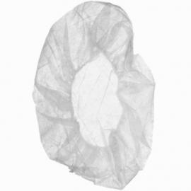 RONCO Bouffant Cap Hairnets 24in - 028-V24WW - 100/pk, 10pk/cs