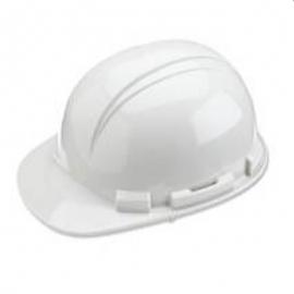 Whistler White Hard Hat with Ratchet Sure-Lock Ratchet Adjustment - 036-HP241R01