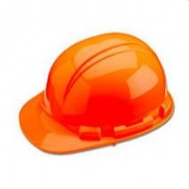 Whistler Hi Viz Orange Hard Hat with Ratchet Sure-Lock Ratchet Adjustment - 036-HP241R31