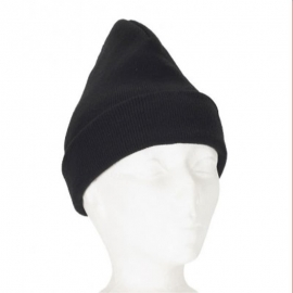 Forcefield Black Acrylic Knitted Toque Thinsulate Lining - 036TQ2
