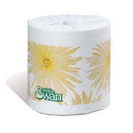 White Swan 2 ply Tissue 429sh/rl - 05144 - 48rls/cs