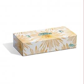 White Swan 2 ply Facial Tissue 100sh/bx - 08301 - 24rls/cs