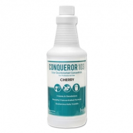 Conqueror 103 Air Fresh Deodorizer Cherry Scented 1gal - 103GF000I004M20 - 3.78lt/jg