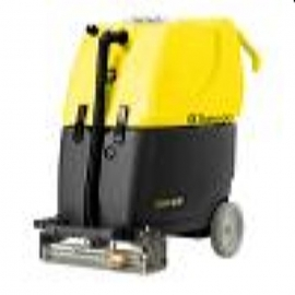 Tornado CFR Cascade 20 Self Propelled Extractor 25gal Come With Wand, Combo Tool & Hose - 10416AFR