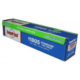 Handi-Foil 18in x 1000ft Standard Aluminum - 11805 - 1rl/bx