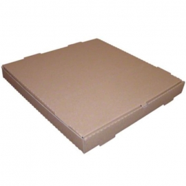 "16in Brown Pizza Boxes 16"" x 16"" x 2"" - 120155 - 50/bn, 16bn/sk"
