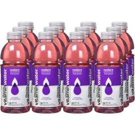 Glaceau Restore 591ml Bottles - 131003 - 12bt/cs