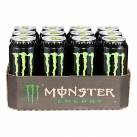 Monster Energy 473ml Cans - 133485 - 12cn/cs