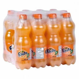 Fanta Orange 473ml Bottles - 138325 - 12bt/cs