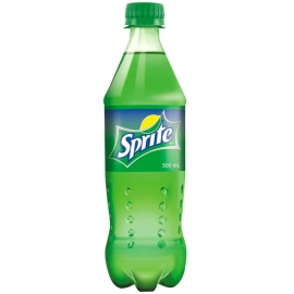 Sprite 500ml Bottles - 146544 - 24bt/cs