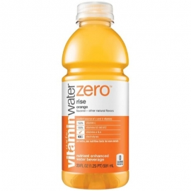 Glaceau vitaminwater Zero Rise 591ml Bottles - 147029 - 12bt/cs