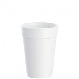 Dart J Cup 14 oz Foam Cups - 14J12 - 1000/cs