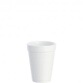 Dart J Cup 16 oz Foam Cups - 14J16 - 1000/cs