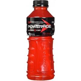 Powerade Fruit Punch 591ml Bottles - 150153 - 24bt/cs