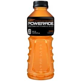 Powerade Orange 591ml Bottles - 150155 - 24bt/cs