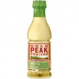 Gold Peak Green Tea 547ml Bottles - 155062 - 12bt/cs