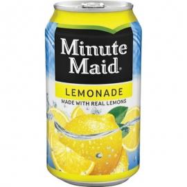 Minute Maid Lemonade 335ml Cans - 155255 - 12bt/cs