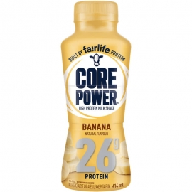 Core Power Banana 414ml Bottles - 156139 - 12bt/cs