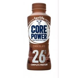 Core Power Chocolate 414ml Bottles - 156310 - 12bt/cs