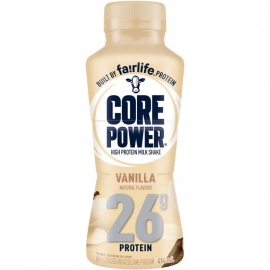 Core Power Vanilla 414ml Bottles - 156336 - 12bt/cs