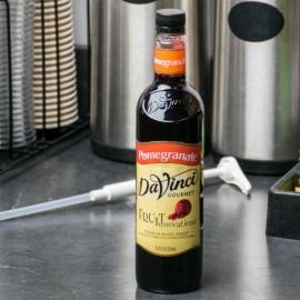 Da Vinci Fruit Innovation Pomegranate Syrup 750ml - 16KF178 - 2x750ml/cs