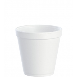 Dart 16 oz Foam Containers - 16MJ20 - 500/cs