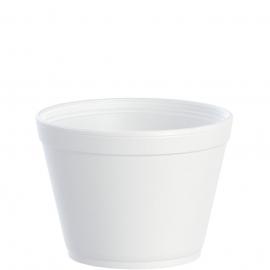 Dart 16 oz Foam Containers - 16MJ32 - 500/cs