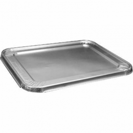 HFA Foil Lid fits Half Steam Table Pan - 2049-00-100 - 100/cs