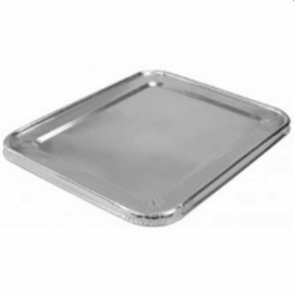 HFA Foil Lid fits Full Steam Table Full Curl - 2050-50-50F - 50/cs