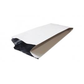 "Medium Plain BBQ Foil Bags 5"" x 3.5"" x 12"" - 2053018 - 500/cs"