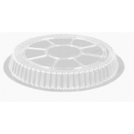 HFA Dome Lid fits 8in Round - 2058DL - 500/cs