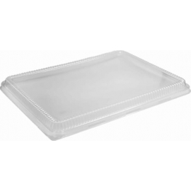 HFA Plastic Low Dome Lid fits 309 - 2063LDL-100 - 100/cs
