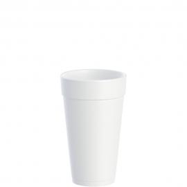 Dart J Cup 20 oz Foam Cups - 20J16 - 500/cs