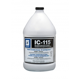 Spartan IC-115 Non Butyl Cleaner - 211504 - 4jg/cs