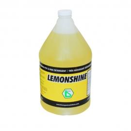 Lemonshine Lemon Dish Detergent 4L - 220046 - 4jg/cs