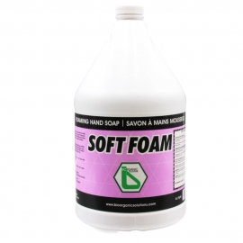 Soft Foam Foaming Hand Soap Scented 4L - 225835 - 4jg/cs